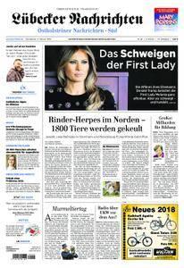 Lübecker Nachrichten Ostholstein Süd - 03. Februar 2018