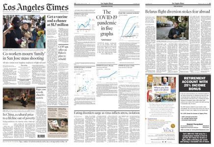 Los Angeles Times – May 28, 2021