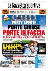 La Gazzetta dello Sport Roma – 01 marzo 2020