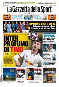La Gazzetta dello Sport Sicilia – 17 aprile 2020