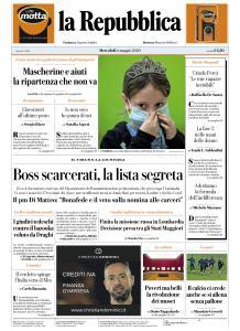 La Repubblica - 6 Maggio 2020