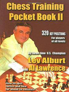 Chess Training Pocket Book II: 320 Key Positions for players of all levels