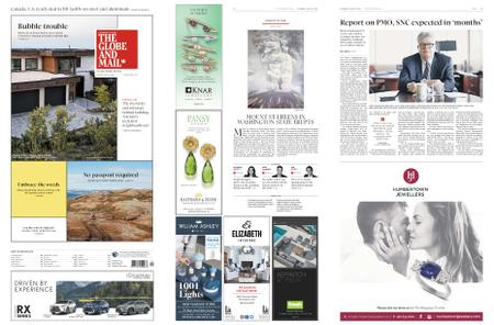 The Globe and Mail – May 18, 2019