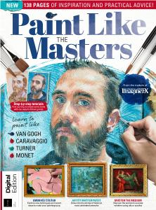 Paint Like the Masters (1st Edition, 2019)