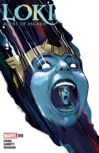 AXIS series 1367 055 Loki-Agent of Asgard 010 2015 Digital Zone