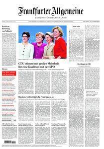 Frankfurter Allgemeine Zeitung F.A.Z. - 27. Februar 2018
