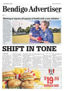 Bendigo Advertiser - March 3, 2020