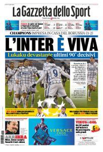 La Gazzetta dello Sport Sicilia – 02 dicembre 2020