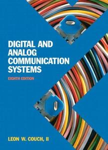 Digital and Analog Communication Systems (Repost)