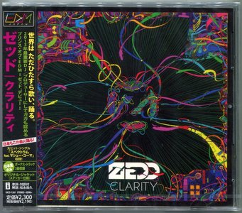 Zedd - Clarity (2012) {2013, Japan 1st Press}