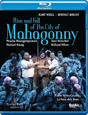 Kurt Weill / Bertolt Brecht - Rise and Fall of the City of Mahagonny