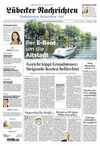 Lübecker Nachrichten Ostholstein Süd - 11. April 2018