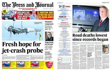 The Press and Journal Moray – April 11, 2018