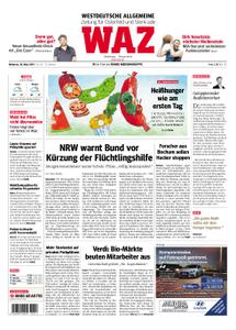 WAZ Westdeutsche Allgemeine Zeitung Oberhausen-Sterkrade - 20. März 2019