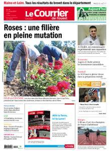 Le Courrier de l'Ouest Cholet – 11 juillet 2019