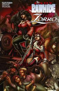 Lady Rawhide - Lady Zorro 003 2015 digital