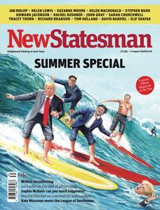 New Statesman - 27 July - 9 August 2018