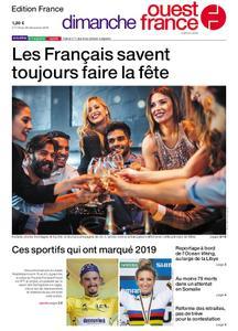 Ouest-France Édition France – 29 décembre 2019