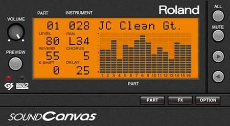 Roland sound canvas free