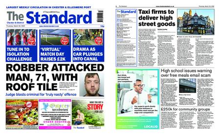 The Standard Chester & District – March 26, 2020