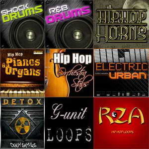 Motion Studio music loops collection