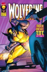 Wolverine 31 Vol 1 - Doch nicht tot 2 2000