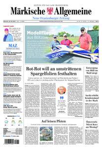 Neue Oranienburger Zeitung - 22. Mai 2019