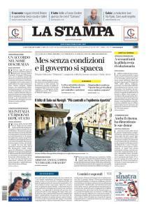 La Stampa Imperia e Sanremo - 9 Maggio 2020