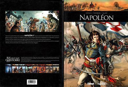 Ils Ont Fait L'Histoire - Tome 5 - Napoléon 1