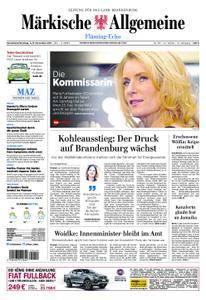 Märkische Allgemeine Fläming Echo - 04. November 2017