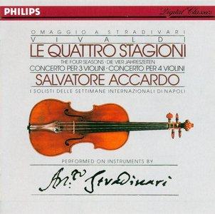 Vivaldi · Le Quattro Stagioni · Concertos · Accardo