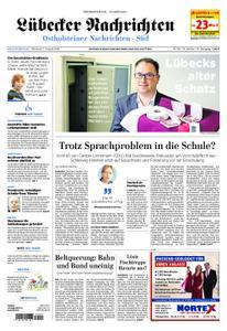 Lübecker Nachrichten Ostholstein Süd - 07. August 2019