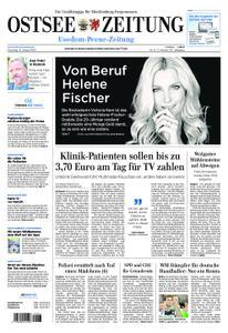Ostsee Zeitung Wolgast - 15. Januar 2019