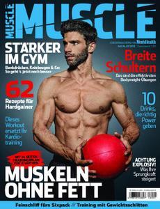 Men's Health Muscle – Dezember 2017