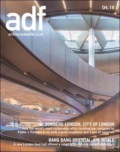 Architects Datafile (ADF) - April 2018