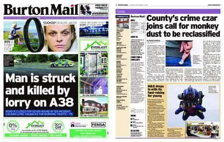 Burton Mail – September 04, 2018