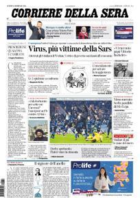 Corriere della Sera – 10 febbraio 2020