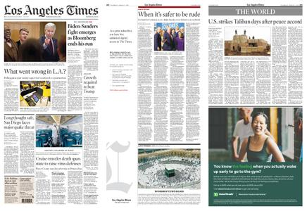 Los Angeles Times – March 05, 2020