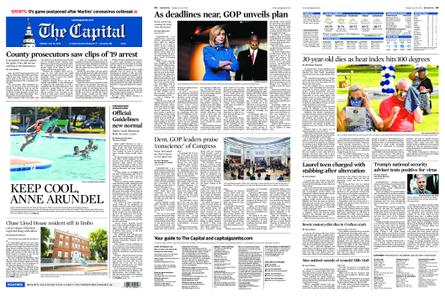 The Capital – July 28, 2020