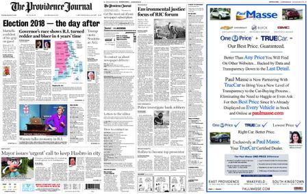 The Providence Journal – November 08, 2018