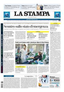 La Stampa Imperia e Sanremo - 29 Luglio 2020