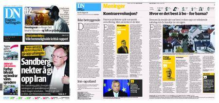 Dagens Næringsliv – 03. august 2018