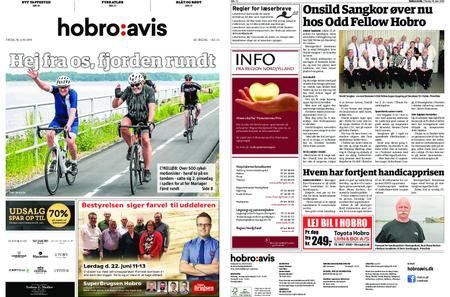Hobro Avis – 18. juni 2019