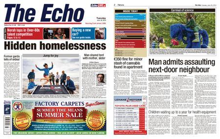 Evening Echo – June 18, 2019