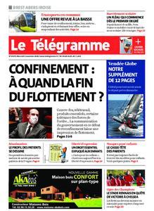 Le Télégramme Brest Abers Iroise – 04 novembre 2020