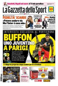 La Gazzetta dello Sport – 19 ottobre 2018
