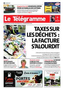 Le Télégramme Brest – 13 mars 2021