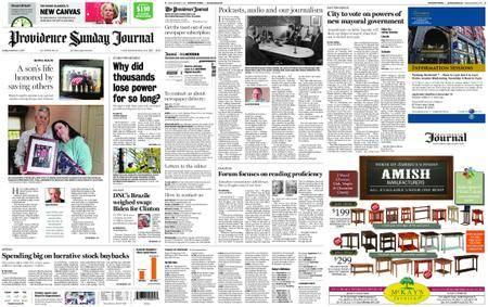 The Providence Journal – November 05, 2017