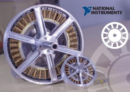 NI Electric Motor Simulation Toolkit 2018