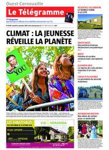 Le Télégramme Ouest Cornouaille – 21 septembre 2019